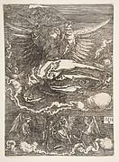 Sudarium Held by One Angel