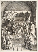 Death of the Virgin, from the series The Life of the Virgin