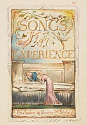 Songs of Experience: Title page
