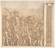 Triumph of Caesar: The Corselet Bearers