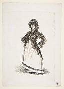A Maja standing against a light background (Maja)