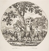 Satyr Family en Route