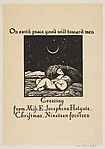 Josephine Holgate Christmas Card