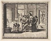 The Prodigal Son in a House of Ill Repute (L'Enfant prodigue dans une maison de débauche, version couverte)