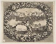 Cupid: Title for Jeu de la Mythologie