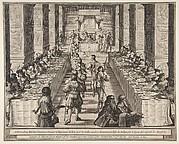Banquet of the Chevaliers of the Holy Spirit (Le Festin des chevaliers du Saint-Esprit)