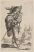 Gentleman Holding a Sword