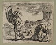 Deucalion et Pyrrha