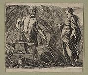 Vulcan et Thetis