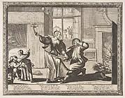 Husband-Beater (La Femme battant son mari)