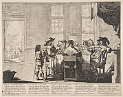The Banquet of the Rich Man (Le Festin du mauvais riche)