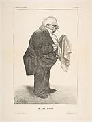Harlé Père, published in La Caricature no. 136, June 5, 1833