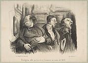 Prodigieux Effet Produit dans la Masse au Salon de 1840
