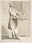 Pastry Seller