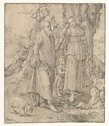 Abraham Sending Away Hagar