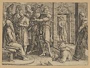 Joseph Interpreting His Dreams to Jacob (copy)