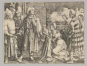 Potiphar's Wife Accusing Joseph (copy)