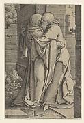 St. Joachim Embracing St. Anna