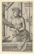 Christ as the Man of Sorrows with the Instruments of the Passion.