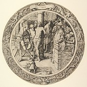 The Flagellation, from the Circular Passion