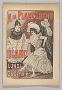 Grands Magasins de la Place Clichy, Exposition Annuelle de Blanc