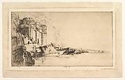 Boats and Palace