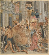 Saint Paul at Lystra