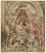 The Banquet of Anthony and Cleopatra
