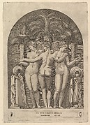 Speculum Romanae Magnificentiae: The Three Graces