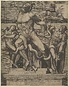 Speculum Romanae Magnificentiae: Laocoon