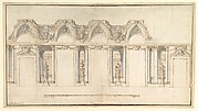 Design for the Decoration of a Palace Interior