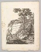 Studienblätter für Landschaftzeichner