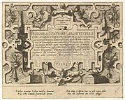 Cœnotaphiorum (title page)