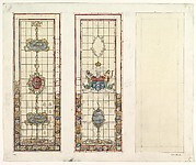 Design of Marine Motifs for Stained Glass