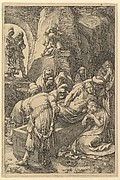 The Deposition, from The Passion of Christ