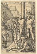 The Flagellation, from The Passion of Christ