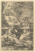 Christ on the Mount of Olives, from The Passion of Christ