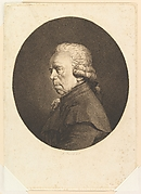 Portrait of Johann Christian Brand