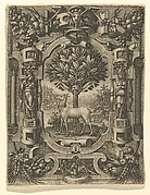 Emblem of Lucrezia Gonzaga