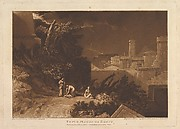 The Tenth Plague of Egypt (Liber Studiorum, part XII, plate 61)