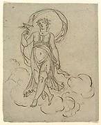 Venus with a Dove