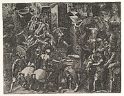 The Fall of Troy and Escape of Aeneas