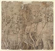 Triumph of Julius Caesar.