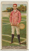 Beekman, Lawn Tennis, from the Goodwin Champion series for Old Judge and Gypsy Queen Cigarettes