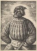 Portrait of Kunz  von der Rosen