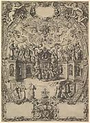 The Apotheosis of Emperor Maximilian II