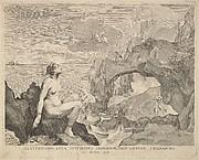 Perseus Delivering Andromeda
