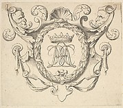 Monogram Crowned