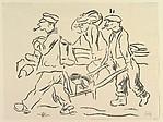 Fishermen from Pomerenia (Fischer Aus Pommern)