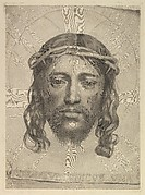Face of Christ on St. Veronica's Veil